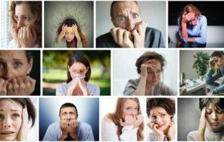 страхова невроза физически симптоми